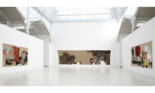 'Leon Golub'. Palacio de Velázquez, Madrid