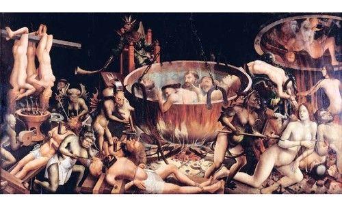 'Primitivos. el siglo dorado de la pintura portuguesa. 1450-1550'. Museo nacional colegio de san gregorio, valladolid