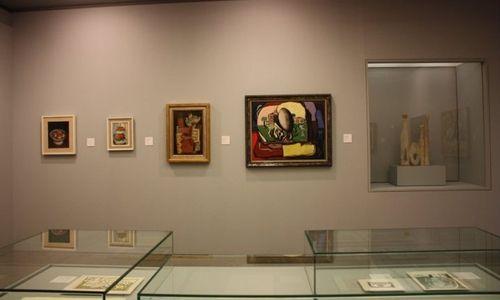 Rutas del arte contemporáneo en el museo de bellas artes de Granada