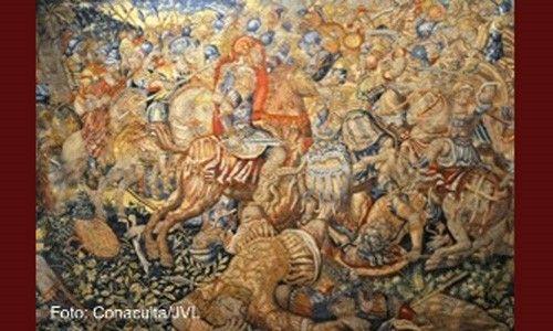 'Susurros de la colección franz mayer'. Museo franz mayer, Ciudad de México