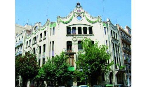 'Viena en la arquitectura modernista de Valencia'. Museo de historia de Valencia