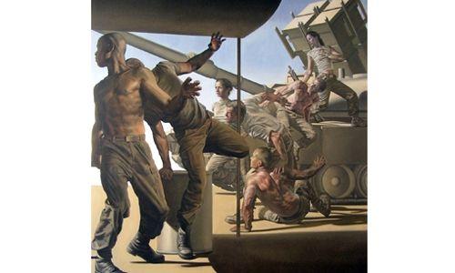 'El fin de la historia… y el retorno de la pintura de historia'. da2 (domus artium 2002), Salamanca