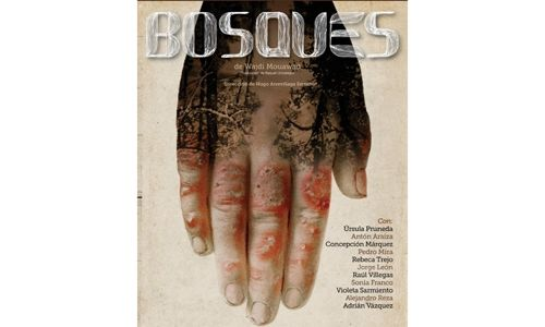'Bosques'. Teatro benito juárez, Ciudad de México