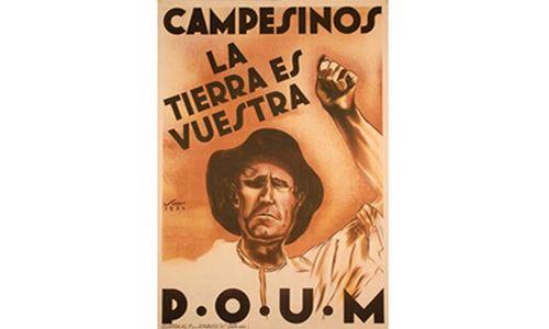 'El poum. 75 años de historia'. museu d´història de catalunya, Barcelona