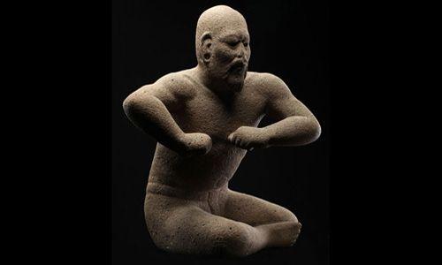 'Obras colosales del mundo Olmeca'. Museo nacional de Antropología de México, Ciudad de México