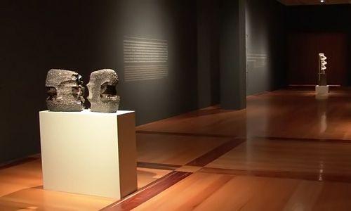 'Jorge elizondo. la voz de mis manos'. Museo de arte contemporáneo (marco), monterrey (nuevo león)