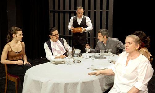 'Yo, el heredero'. Teatro maría guerrero, Madrid