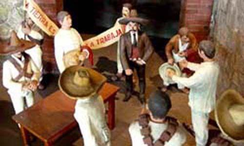 Galería de historia - museo del caracol, Ciudad de México