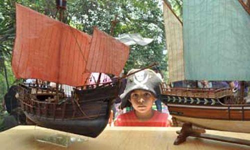 'Piratas, corsarios, bucaneros y filibusteros ¡al abordaje!'. galería de historia - museo del caracol, Ciudad de México