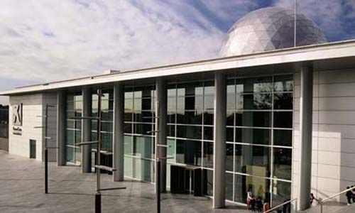 Entradas gratuitas para Cosmocaixa visitando el real jardín botánico