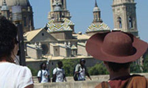Visita dinamizada: 'Ruta jacobea'. Zaragoza