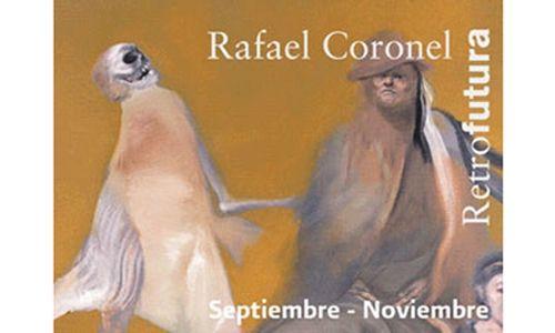 'Retrofutura. rafael coronel'. Museo del palacio de bellas artes, Ciudad de México
