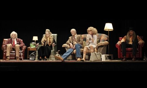 'Forever young - el musical'. Teatro poliorama, Barcelona