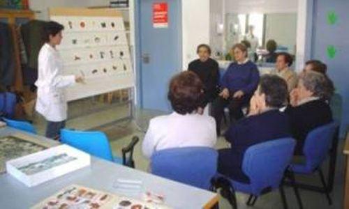 'Ciencia a partir de 60'. casa de las ciencias, Logroño