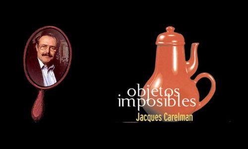 'Objetos imposibles, de jacques carelman'. alhóndigaBilbao