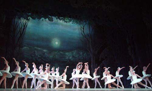'El lago de los cisnes'. Teatros del canal, Madrid