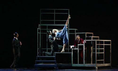 'La duarte'. Teatros del canal, Madrid