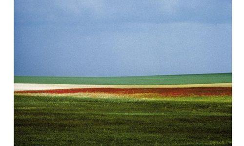 'Franco fontana. la luz del paisaje'. ivam, Valencia