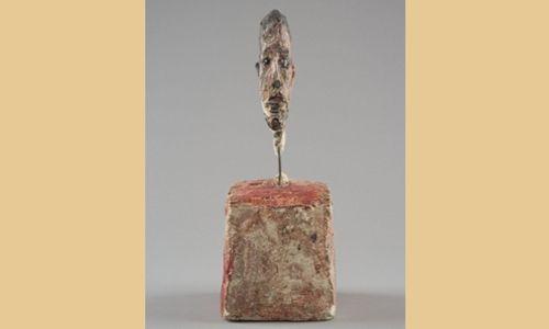 'Alberto giacometti. retrospectiva'. Museo picasso de Málaga