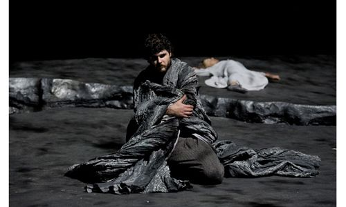 'El comte arnau'. teatre nacional de catalunya, Barcelona