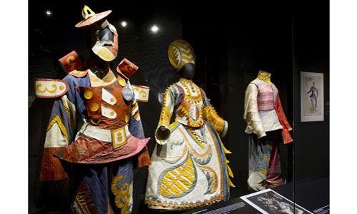 'Los ballets rusos de Diaghilev, 1909-1929. Cuando el arte baila con la música'. Caixaforum Barcelona