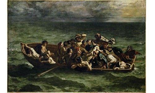 'Delacroix (1798-1863)'. Caixaforum Madrid