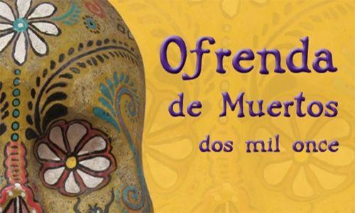 'Ofrenda de muertos 2011: 'Un cuento de cartón'. Museo dolores olmedo, Ciudad de México