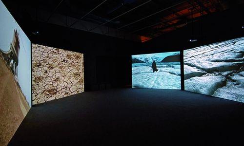 'El efecto del cine. ilusión, realidad e imagen en movimiento. sueño y realismo'. Caixaforum palma
