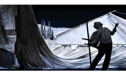 'Raoul'. teatre nacional de catalunya, Barcelona