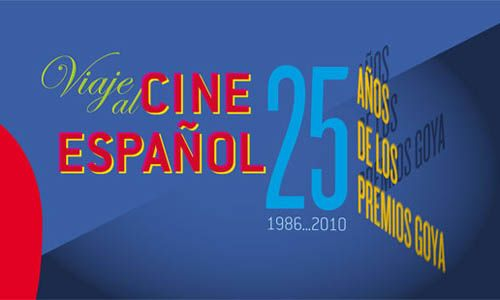 'Un viaje al cine español'. sala de exposiciones del teatro fernán-gómez, Madrid
