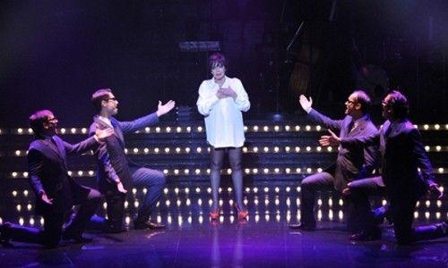Concha: yo lo que quiero es bailar. teatre goya, Barcelona