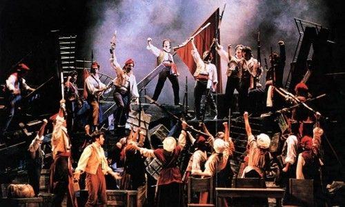 Los miserables, el musical. Barcelona teatre musical