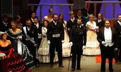 Temporada de ópera en el teatro compac gran vía, Madrid