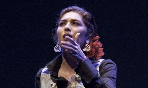 Festival bankia flamenco. Teatro circo price, Madrid