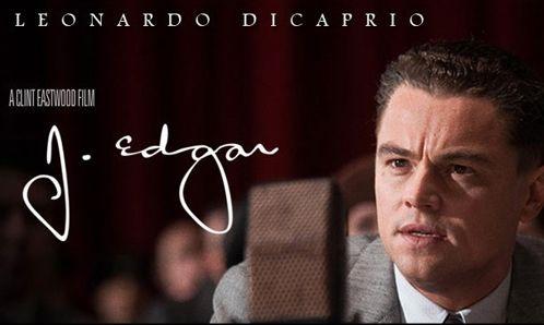 Cine: j. edgar