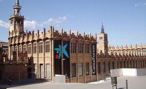 La guerra de troya. espectáculo audiovisual en Caixaforum Barcelona