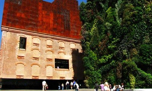 Paisajes del mundo clásico, ciclo de conferencias. Caixaforum Madrid