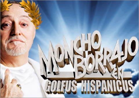 Moncho borrajo protagoniza 'golfus hispanicus'