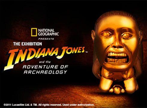 Indiana jones y la aventura de la arqueología