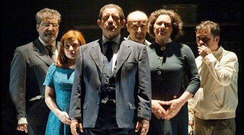 Hamlet, la representación de will keen en Madrid