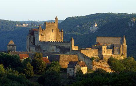 Dordoña cuna de la prehistoria, sus castillos…