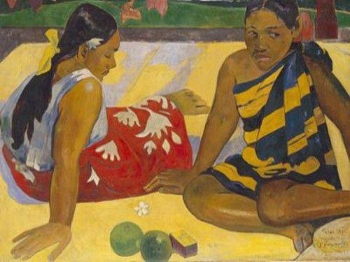 Gauguin y el viaje a lo exótico