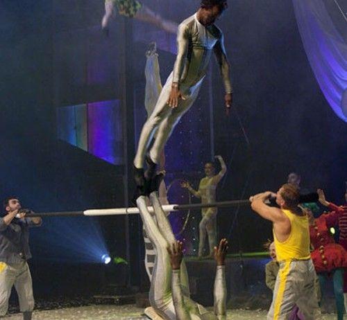Eoloh!, un nuevo circo aterriza en Barcelona