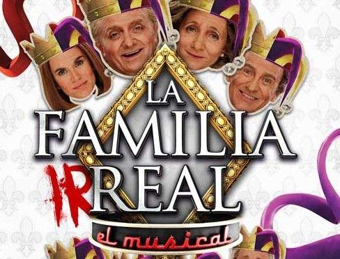 La familia irreal llega al teatre victòria de Barcelona