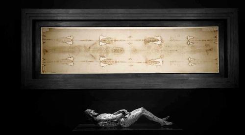 La sábana santa llega a Sevilla