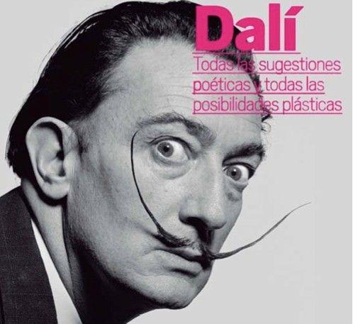 Dalí inunda el museo Reina Sofía de Madrid