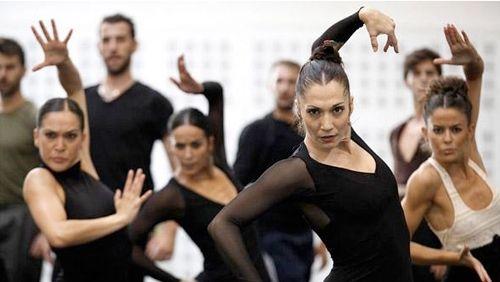 El ballet 'sorolla' en Madrid