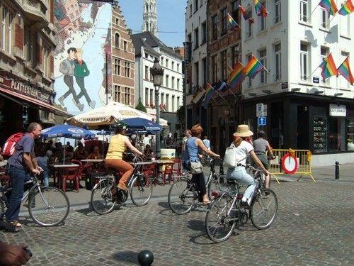 Actividades en pareja en bruselas