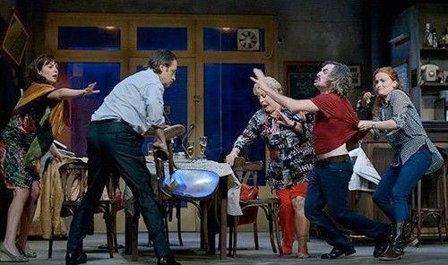 Un aire de familia llega al teatro romea de Barcelona