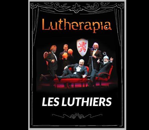 Lutherapia, el último gran espectáculo de les luthiers